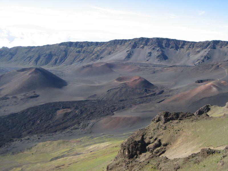 craters of haleakala