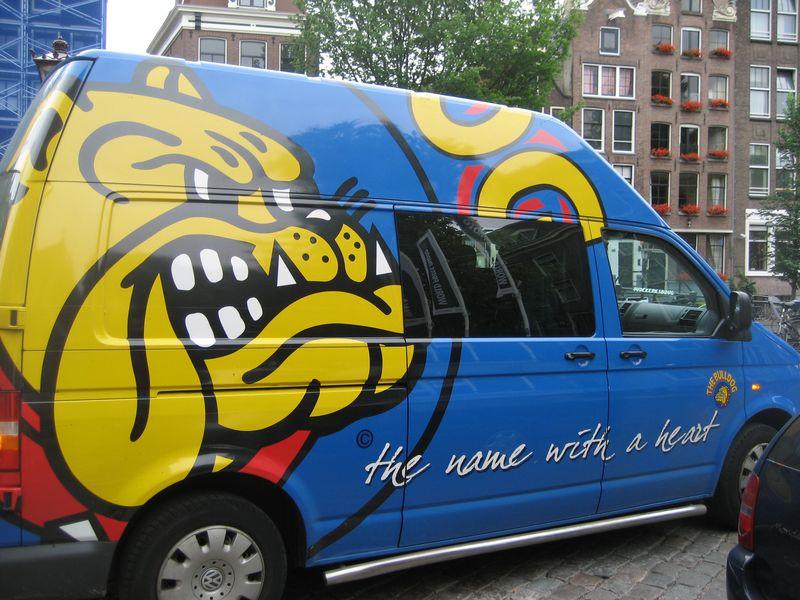 Bulldog van Amsterdam