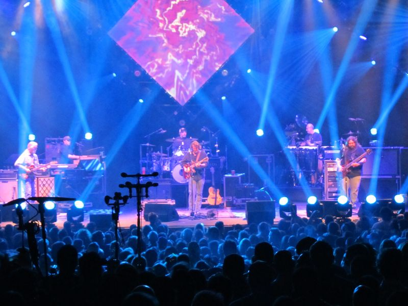 Widespread Panic at the Oakland Fox