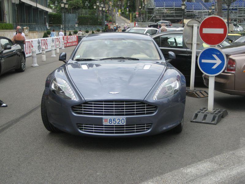 Aston Martin, Monte Carlo, Monaco