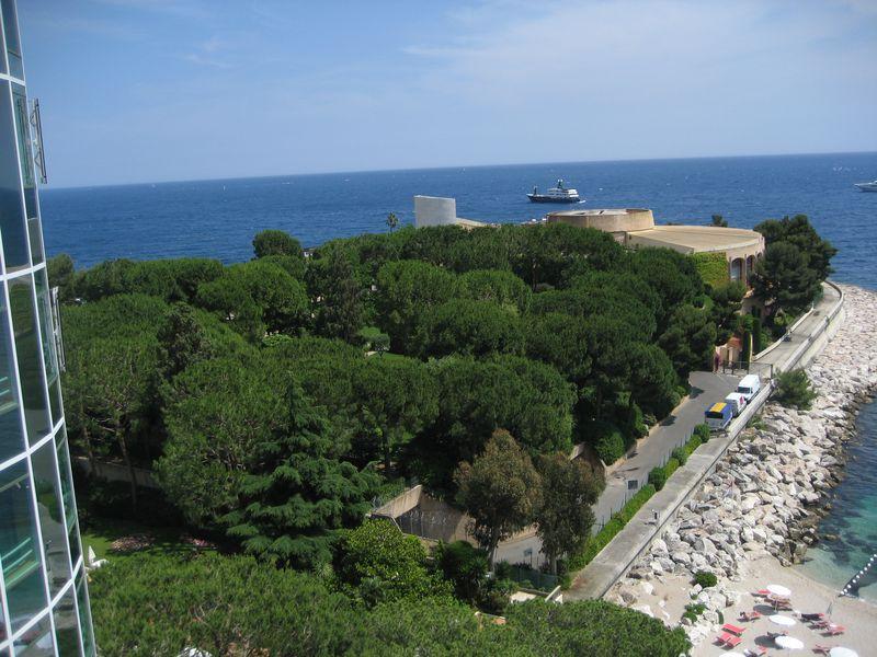 Monte Carlo Sporting Club, Monaco