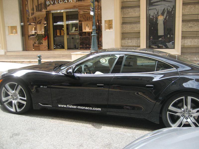 Solar Car, Monte Carlo, Monaco
