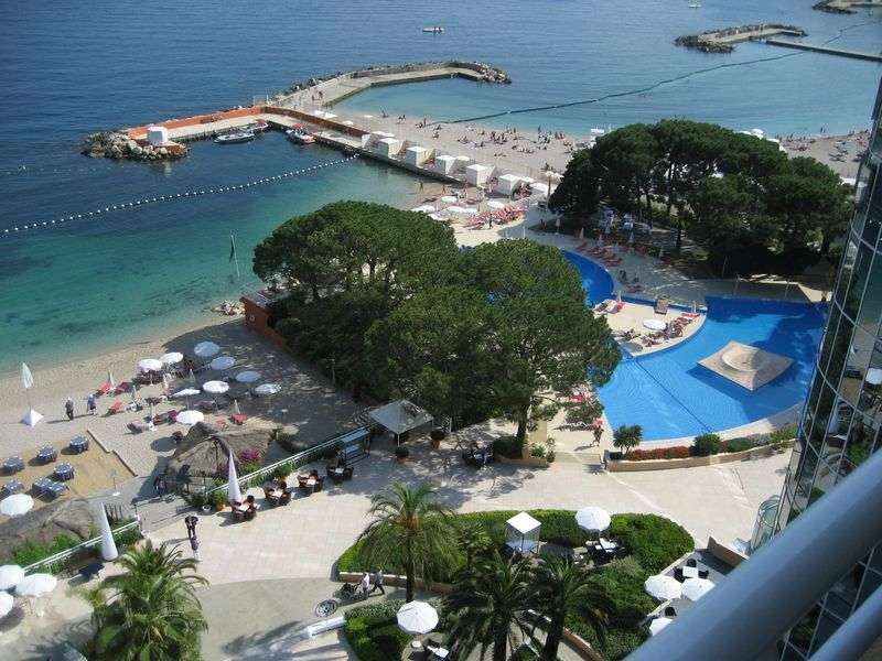 Le Meridien Beach Plaza, Monte Carlo, Monaco