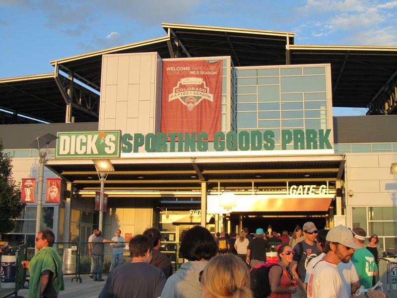 Phish Dicks Sporting Goods Park 9/3/11