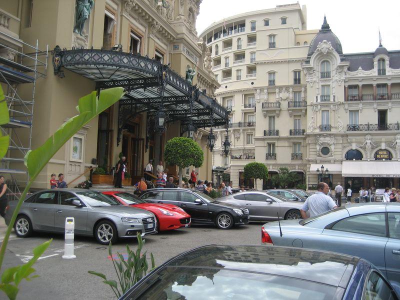 Monte Carlo Monaco, Hotel de Paris, Le Grill