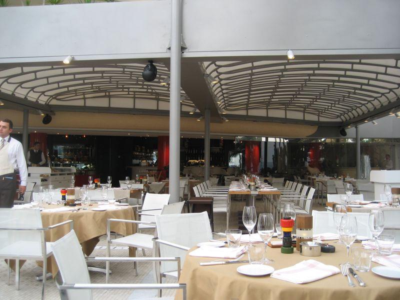 Alain Ducasse's La Trattoria, Monte Carlo, Monaco