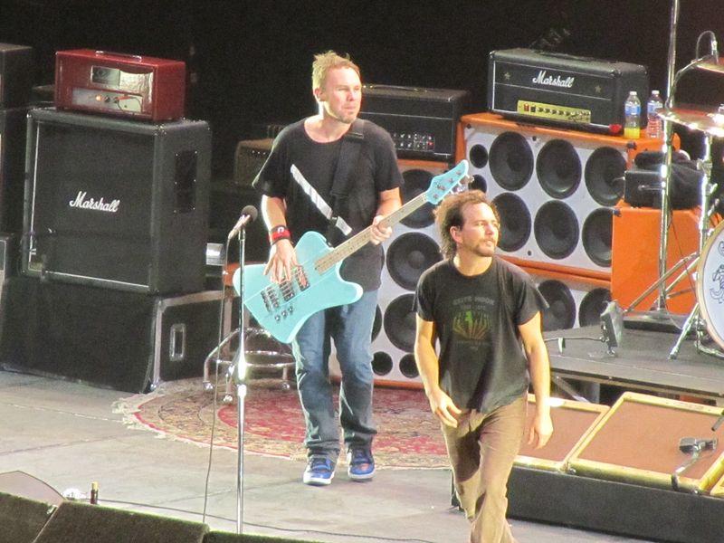 Pearl Jam Winnipeg 9/17/11