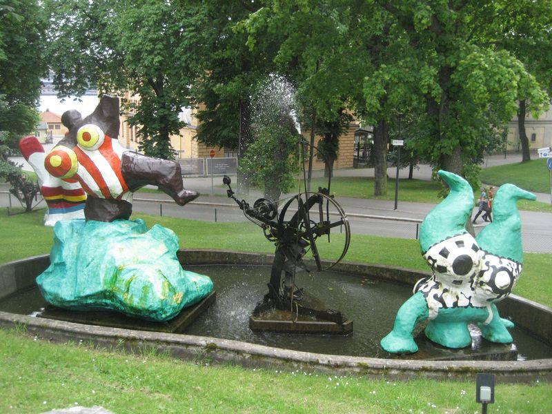 Stockholm Modern Art Museum