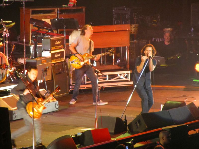 Pear Jam in Oslo 7/9/12