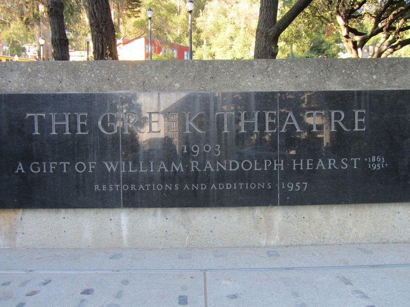 UC Berkeley Greek Theater