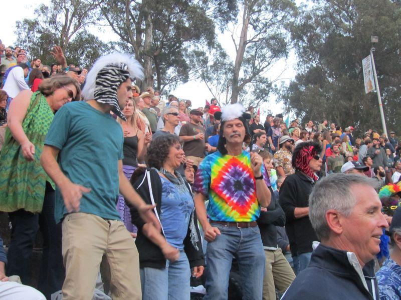 String Cheese incident at Berkeley Greek 7/14/12