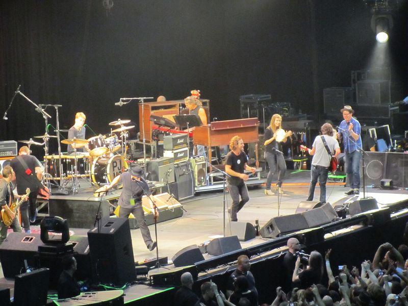 Pearl Jam at Oslo 7/9/12
