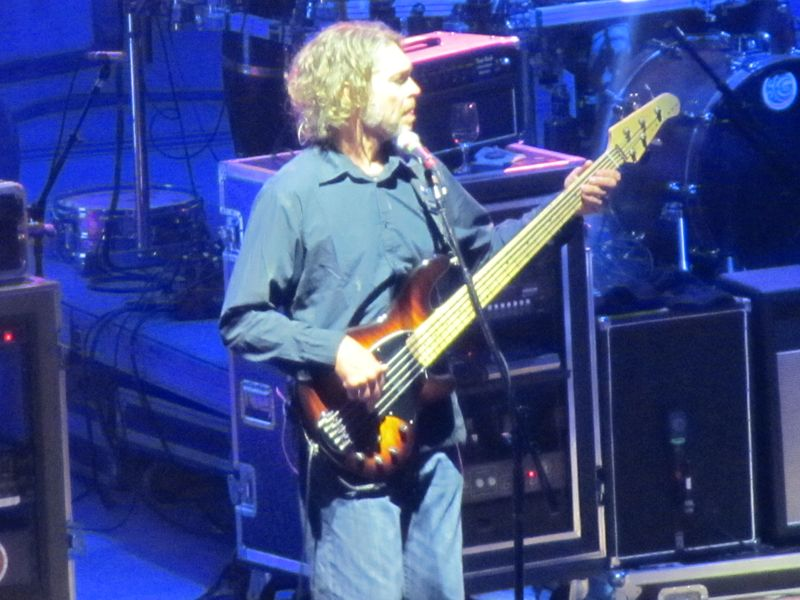 Keith Moseley of String Cheese Incident