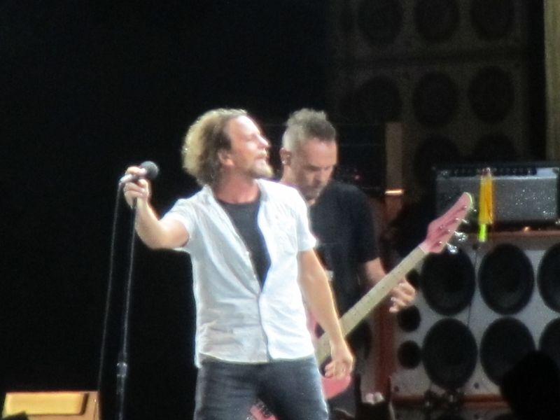 Pearl Jam 9/22/12