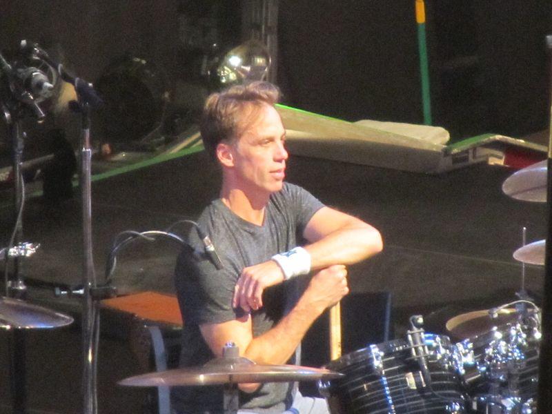 Matt Cameron of Pearl Jam in Missoula 9/30/12