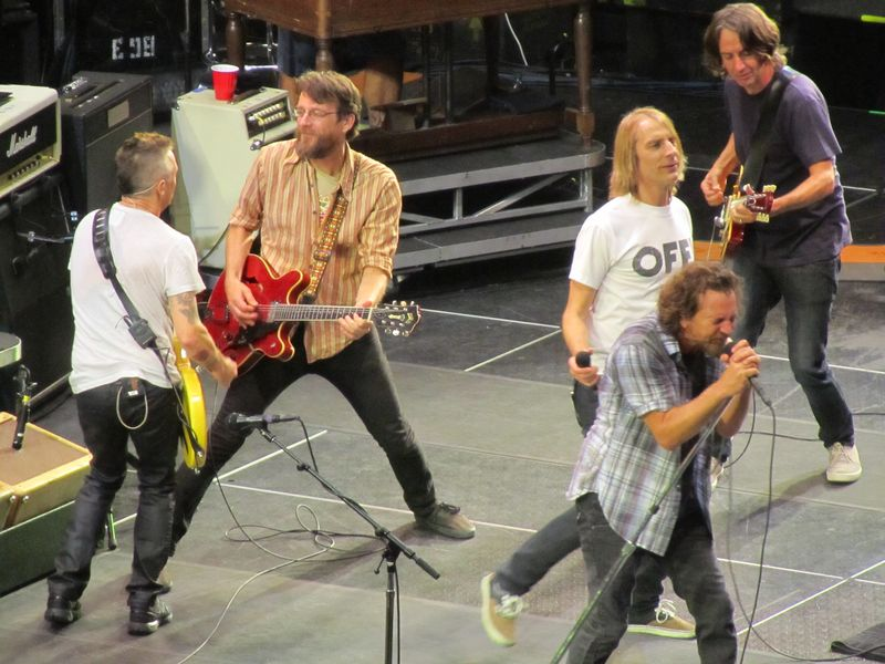 Pearl Jam in Missoula 9/30/12