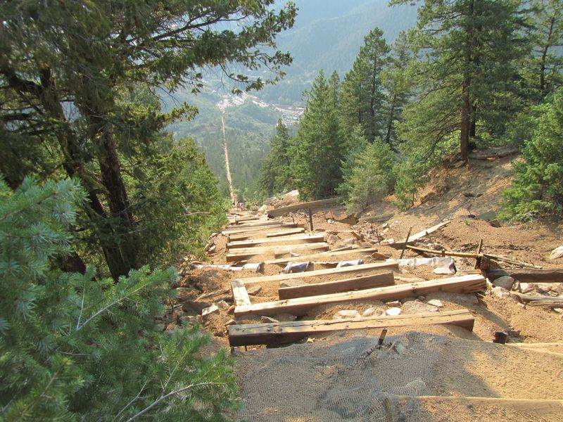 Incline Trail Manitou Springs CO