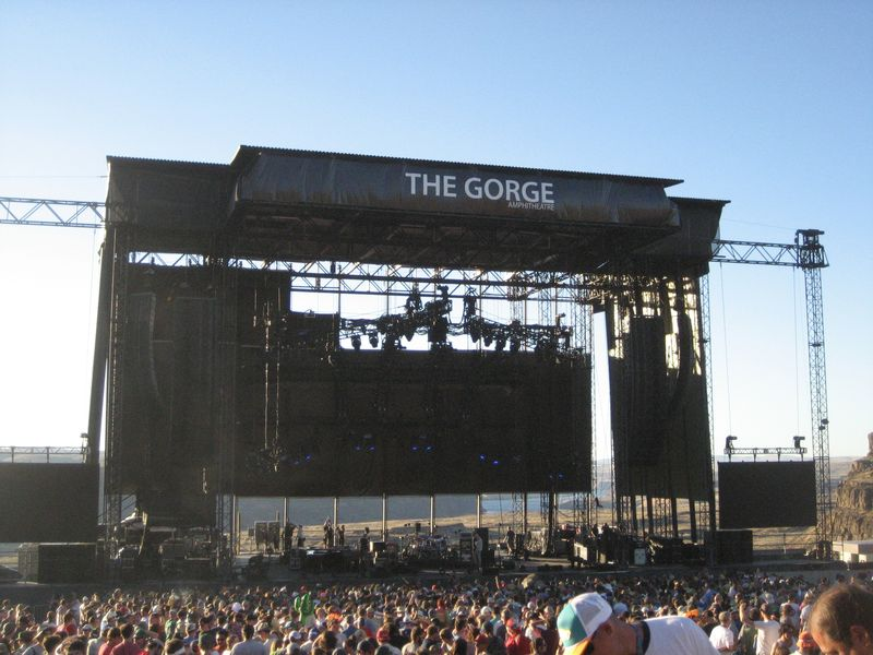 Phish at the Gorge 7/26/2013