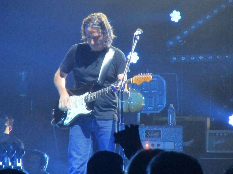 Stone Gossard Pearl Jam Portland OR 11/29/13