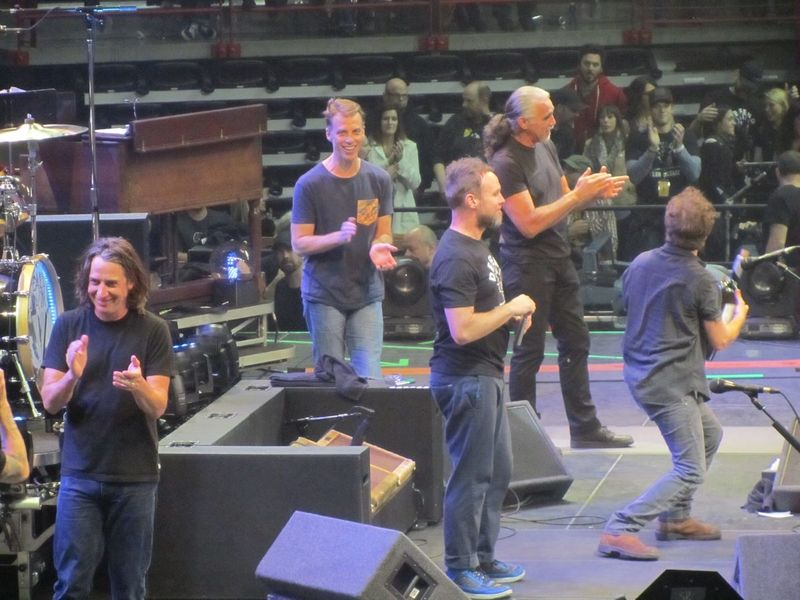 Pearl Jam Spokane WA 11/20/13