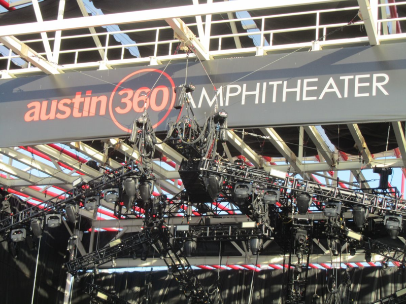 Phish Austin TX 7/28/15