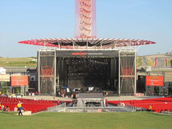 Austin Tx Phish 7 28 15 At Austin360 Amphitheater Salt