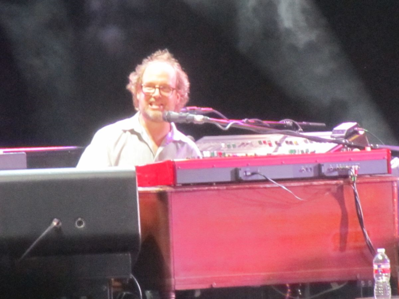 Page McConnell of Phish Austin TX 7/28/15