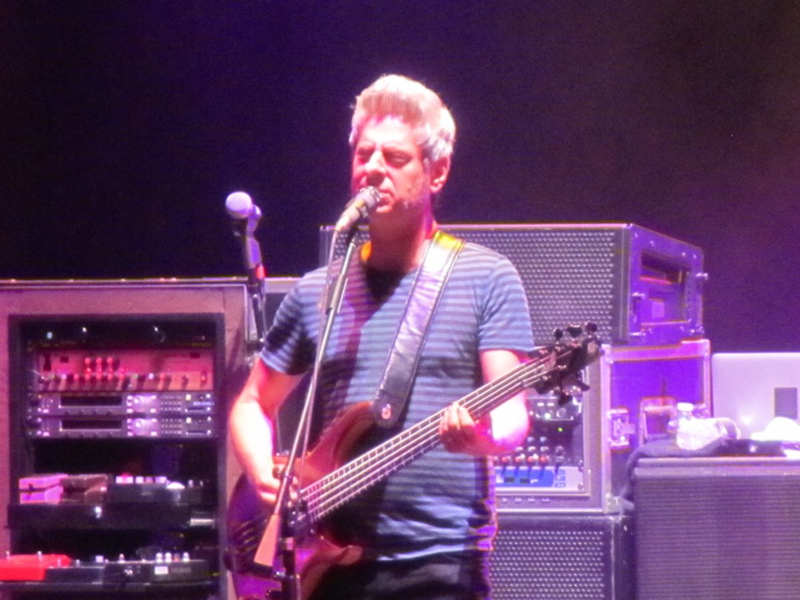 Mike Gordon of Phish Austin TX 7/28/15