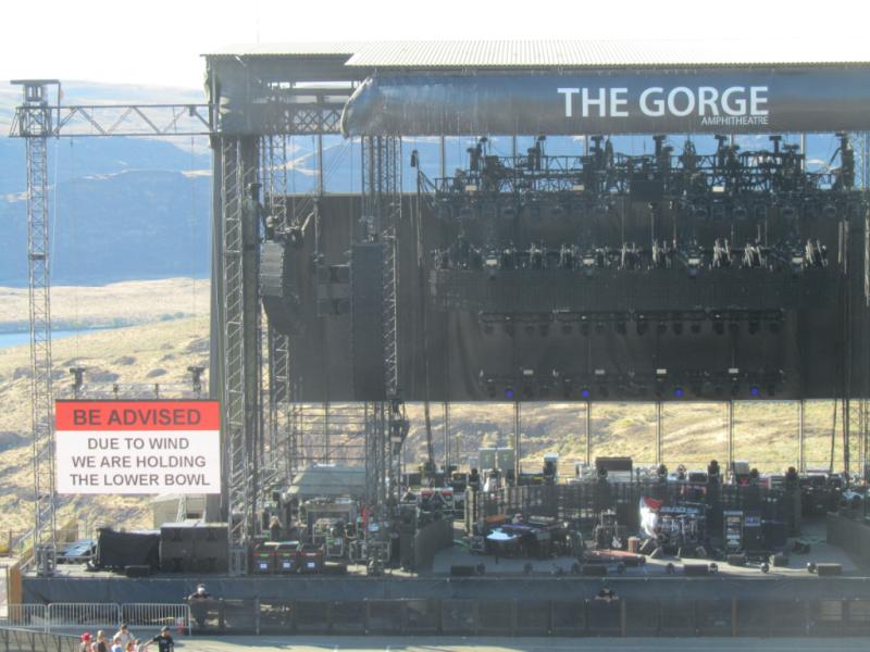 Phish 7/15/16 Gorge