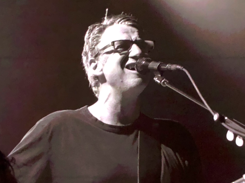 Stone Gossard of Pearl Jam at #HomeShows